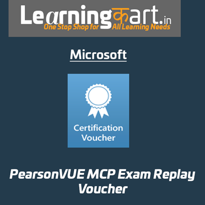 PearsonVUE MCP Exam Replay Voucher