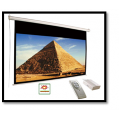 "Picture of Motorized Screen ""Luxury Series Imported"" 16:9 Format"